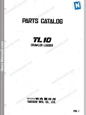 New Holland 1895 Part Catalogue