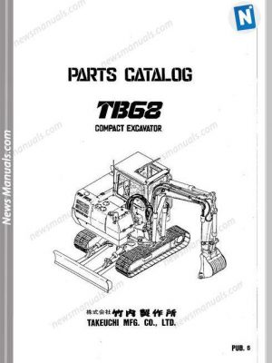 Kubota M4900 M5700 Series Workshop Manual