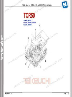 Dynapac Model Lf100 Parts Manuals