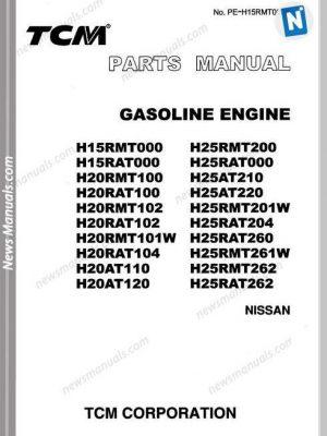 Kubota F2100 English Series Workshop Manual