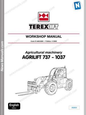 International 5000I 9200I 9400I 9900I Md Service Manual