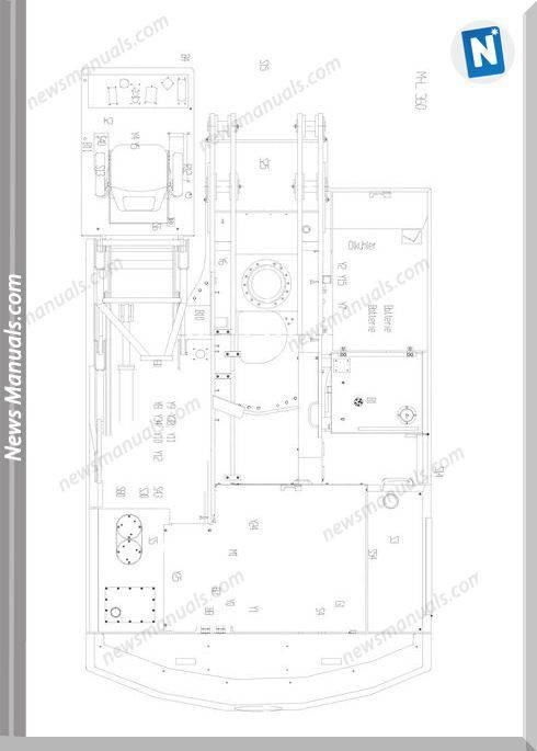 Terex Fuchs Mhl360 Electric Schematic
