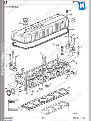Hangcha Forklift Truck R16T Parts Catalog