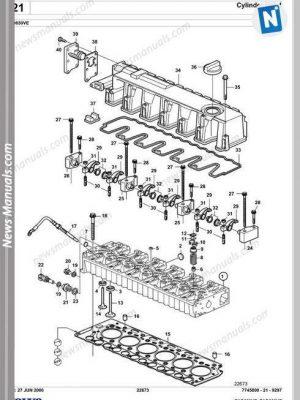 Allis Chalmers 710C 714C 715C Loader Backhoe Parts