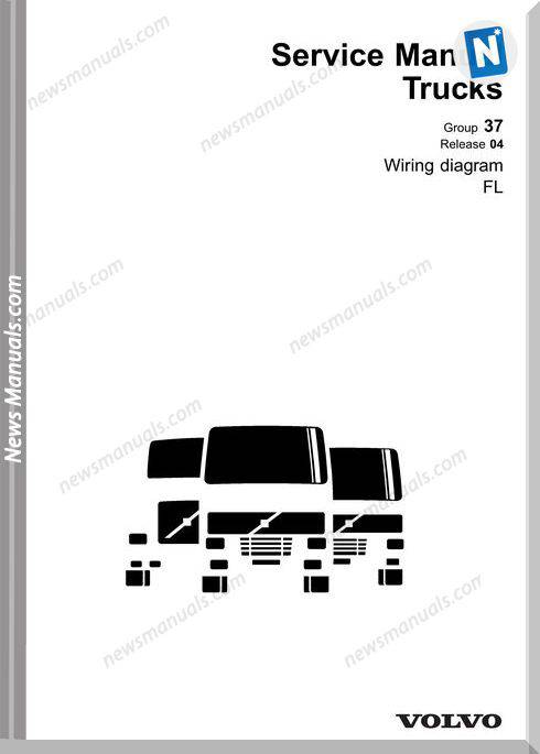 Volvo Truck Service Manual Trucks Wiring Diagram Fl