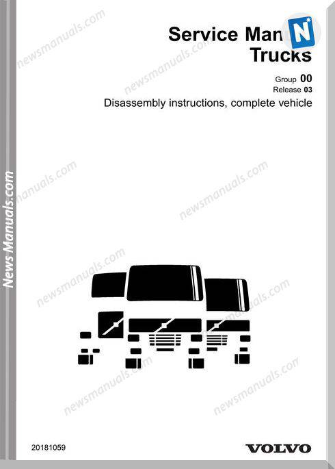 Volvo Trucks Service Manual