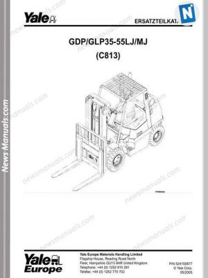 Gehl Agri Rb1460 Round Baler Parts Manual 903410