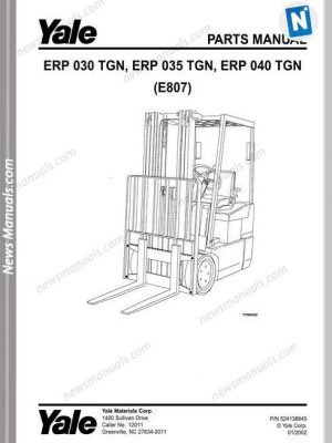 Cub Cadet 2155 Tractor Sn 326006-Up Parts Manual