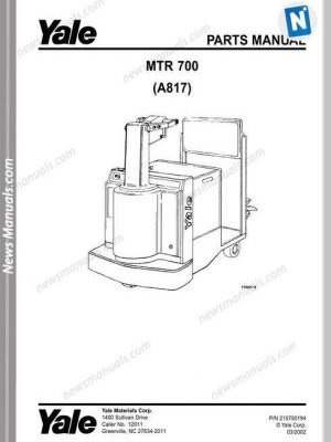 Gehl Al20Dx Compact Utility Loader Parts Manual 908181