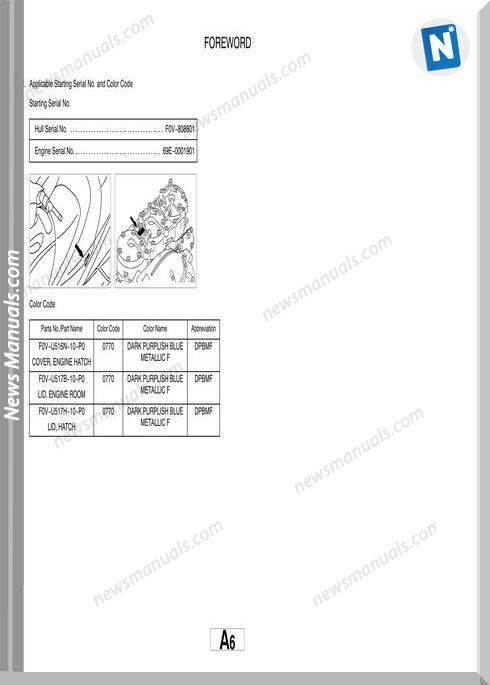 Yamaha Parts Catalog Xlt1200