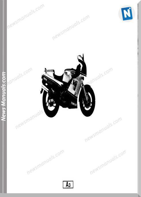 Yamaha Rd500Lc 85 Parts Manual