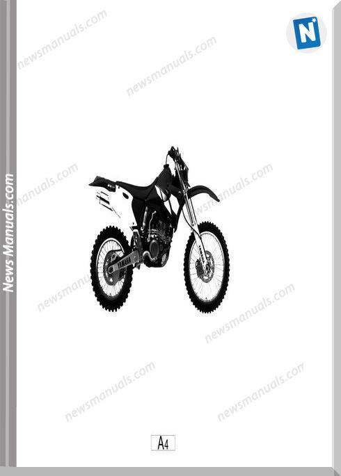 Yamaha Wr250 Parts Catalogue
