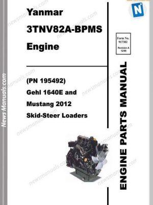 Fiat Allis 545B Wheel Loader Parts Catalog
