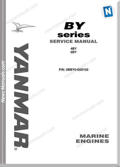Yanmar 6By 260 Service Manual