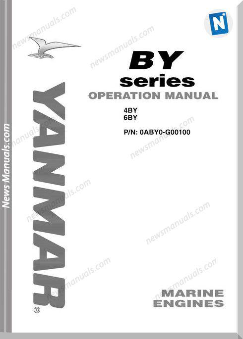 Yanmar 6By Models Service Manual