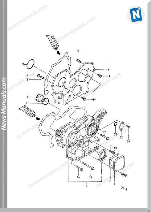 Yanmar Engine 3Tnc80L-Rbparts Catalog