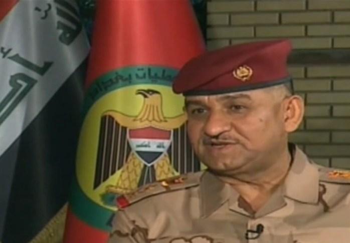 فرمانده عملیات بغداد تغییر کرد