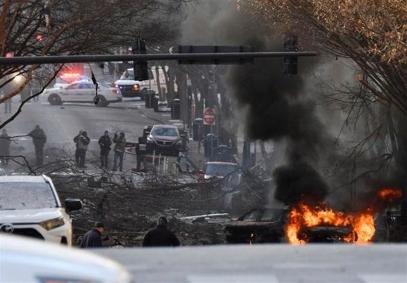 Suicide Bombing Suspected in Nashville Explosion - Other Media news -  Tasnim News Agency