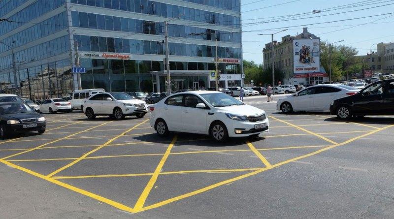 Новая разметка на дорогах России с 1 июня 2018 года