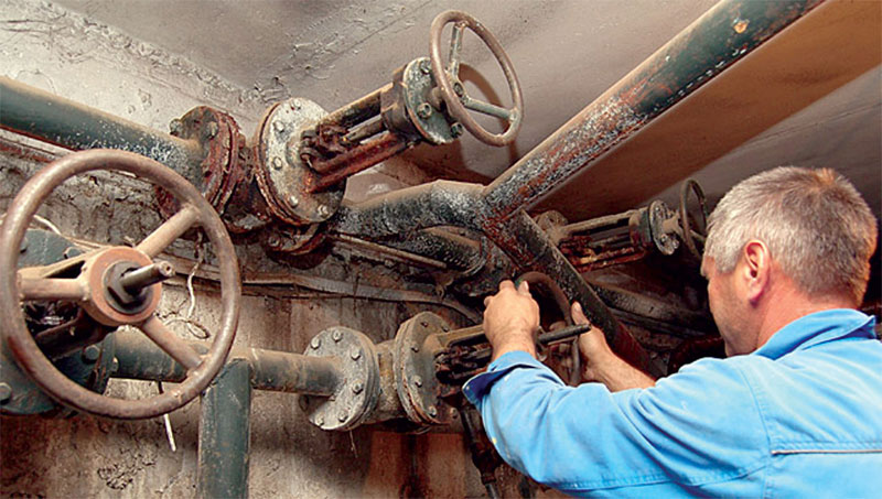 Отключение горячей воды в Челябинске в 2018 году - четвёртый этап опрессовки