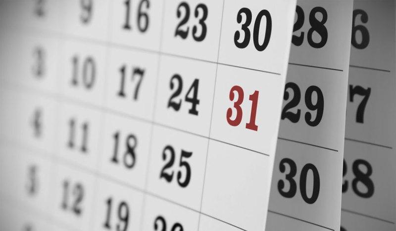 Производственный календарь на 2019 год - проект опубликован