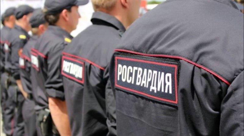 Росгвардейцев уравняли в правах с сотрудниками МВД