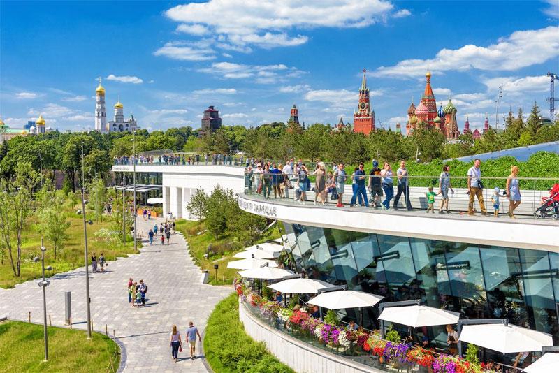 Прогноз погоды на лето 2019 года в Москве