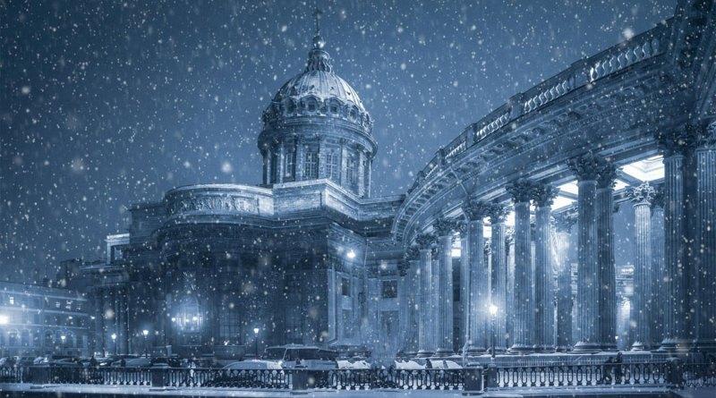 Прогноз погоды в Санкт-Петербурге на декабрь 2019 года
