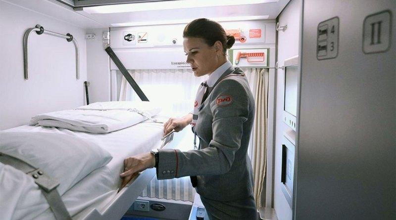 Стоимость постельного белья в поездах РЖД в 2020 году