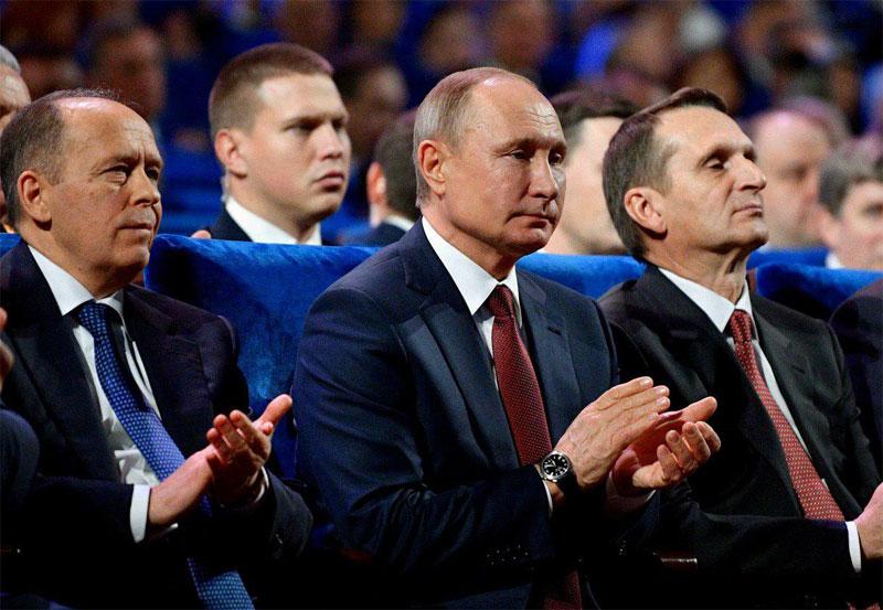 Когда заканчивается срок Путина на посту президента России