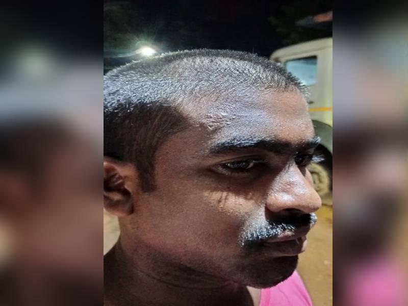 Seethangaram SI suspended for thrashing, tonsuring Dalit