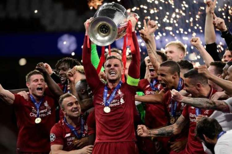 BREAKING: Liverpool FC Crowned EPL Champions - News Mirror