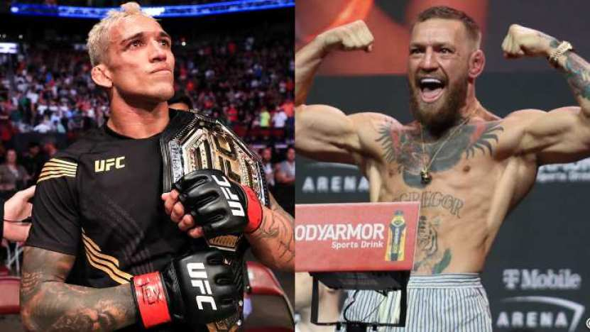 Charles Oliveira reacted to the victory of Dustin Poirier over McGregor and declared his readiness to fight with Dustin
