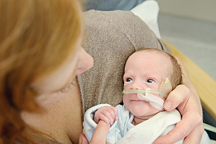 Preemies need vaccines, too