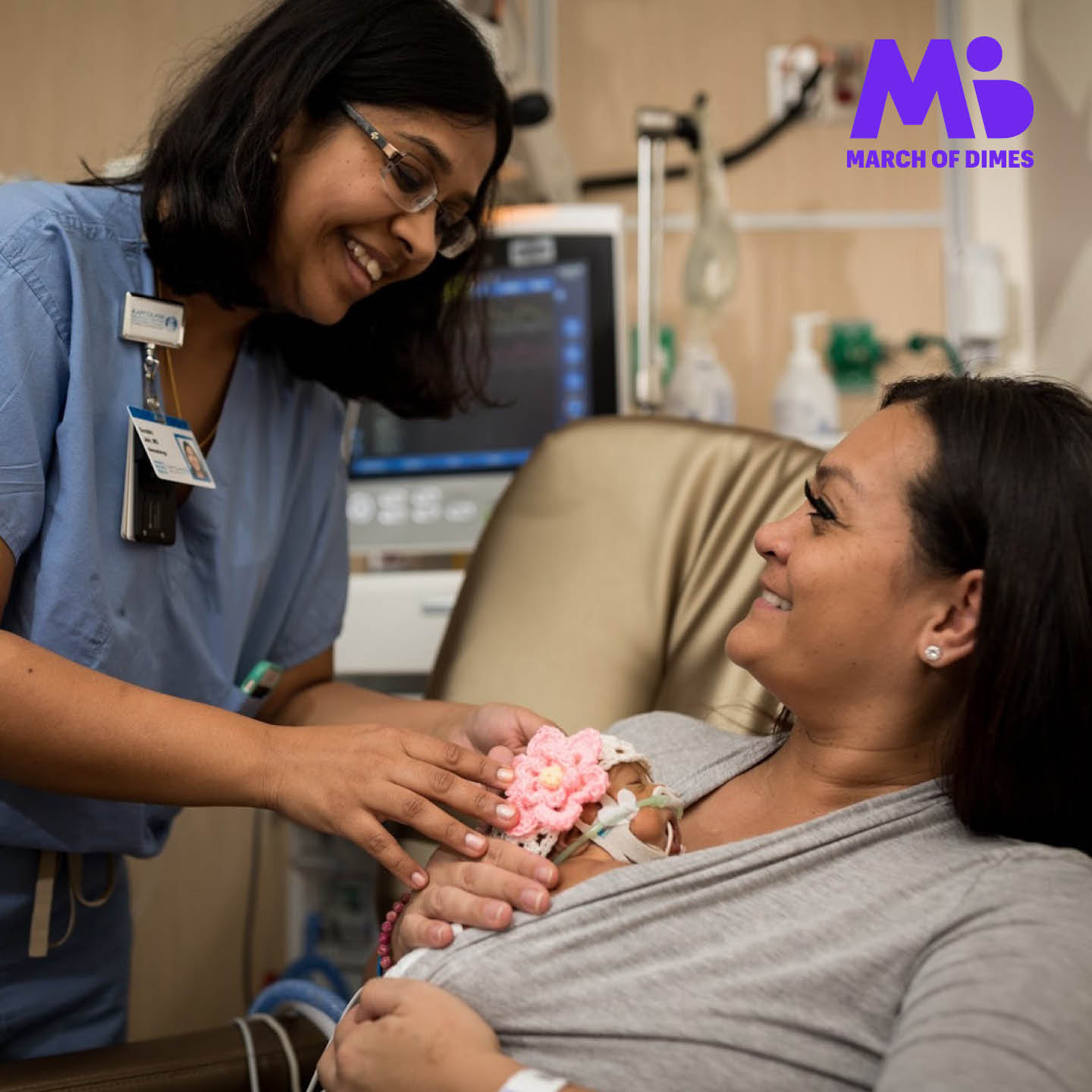 "Say ""thank you"" this Neonatal Nurses Week 2019"