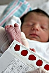 Newborn screening: Your baby's first tests