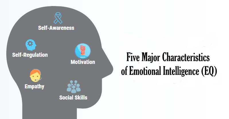 Five Characteristics of Emotional Intelligence (EQ)