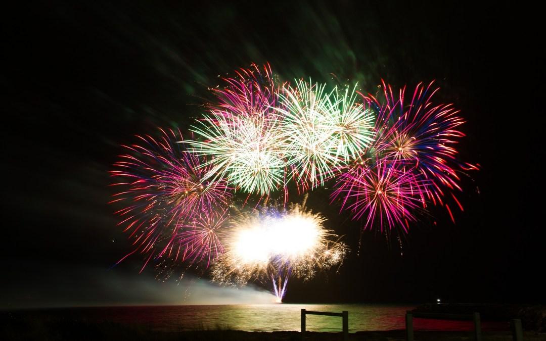 New Smyrna Beach July 4th Celebration