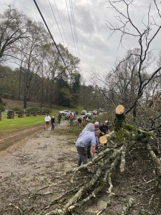 Alabama Power Real Time Outage Map : alabama, power, outage, Least, Killed, Across, South, Series, Tornadoes, Strike, Alabama,, Georgia, MyTwinTiers.com