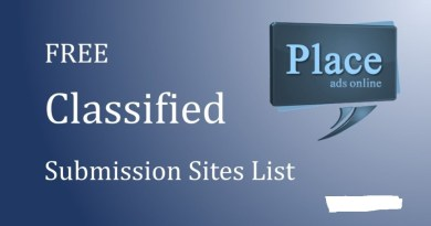 Classified submission sites list of UK, USA, Canada, Australia, India,
