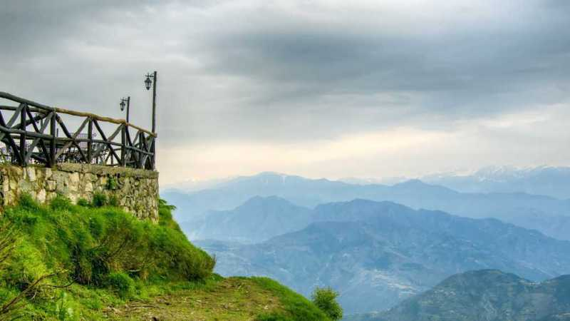 Dalhousie India - PLaces to Visit in Himachal Pradesh