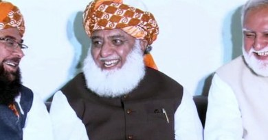 Fazlur Rahman's clear message to the government Prime Minister's resignation or new elections in 3 months,