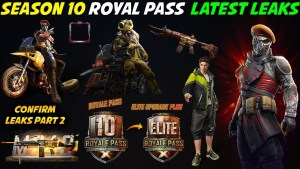 Royal Pass Season 10
