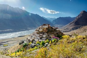 Spiti Valley Himachal Pradesh - Places to Visit in Himachal Pradesh