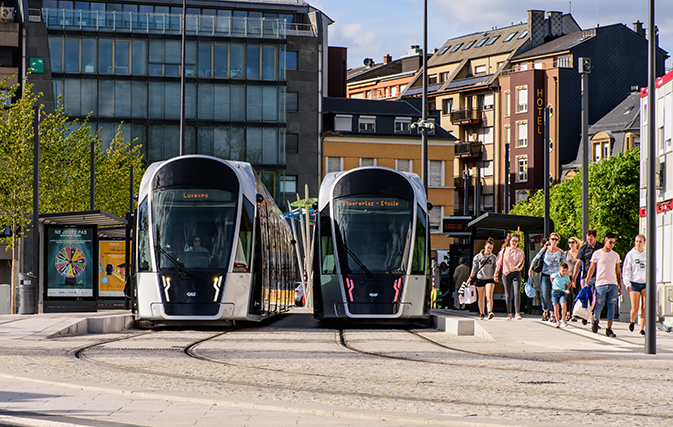 Free Public Transport in Luxembourg in 2020