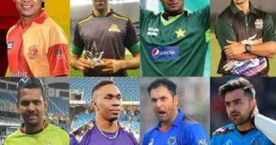 PSL 5 2020 International Players