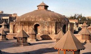 Shahi Hamam or Royal Saloon or Royal Bath Lahore