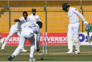The Test series against the Sri Lankan team has re-established the field.