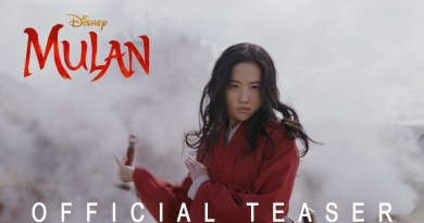 Disney Mulan Official Trailer
