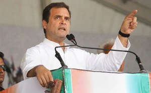 India is rape capital of the world says rahul gandhi